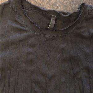 Barbara I Congini Shirts - Barbara I Congini Black Cotton blend  long T 34/44